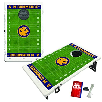 Cool Amazon Com Victory Tailgate Texas Am Commerce Lions Baggo Ibusinesslaw Wood Chair Design Ideas Ibusinesslaworg