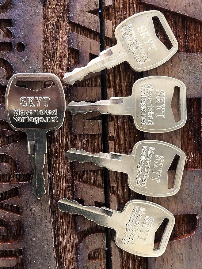 Skytrak 8035807 Ignition Key 5119S lot of 2 APK75