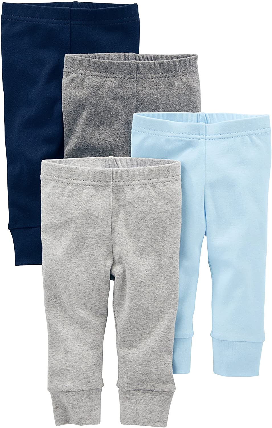 Simple Joys by Carter's Baby Boys' 4-Pack Pant: Clothing