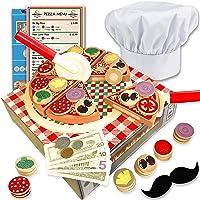 Pizzería de Juguete Para Niños con Horno, Ingredientes