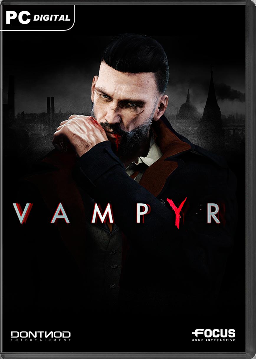 Vampyr  Online Game Code