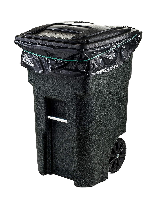 Amazon.com: Bolsas de basura de 64galones para cubo ...