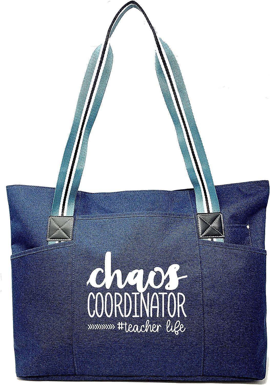 Book Bag School Bag Tote Bag Overnight Bag Teacher Gift