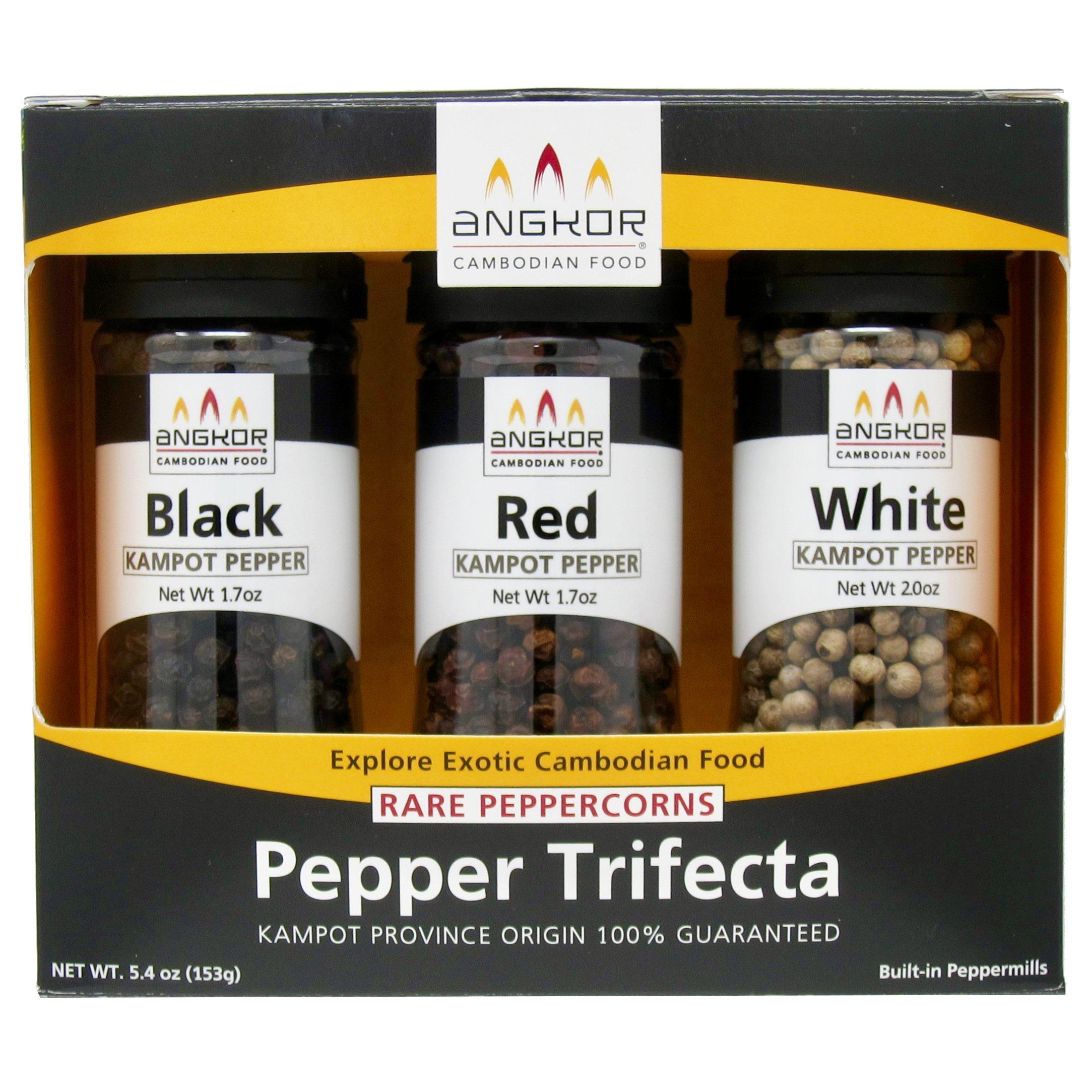 Kampot Pepper (ម្រេចកំពត) - Gift Set