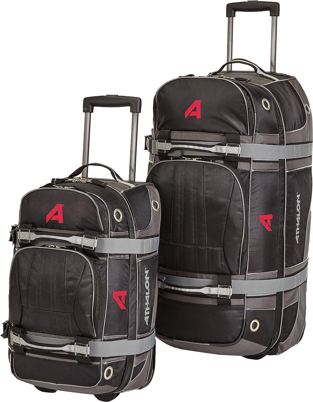 Image of Athalon 2 Pc Wheeled Duffel Bag Set Board Bags