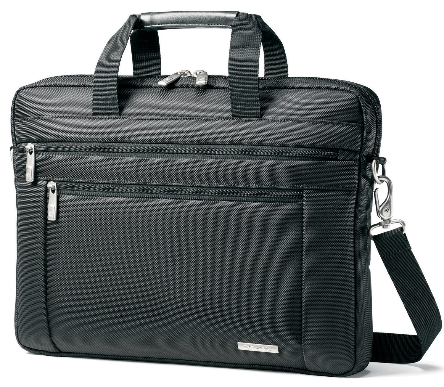 SML432711041 - Samsonite Cosco Samsonite Classic Carrying Case for 15.6quot; Notebook - Black by Samsonite (Image #1)