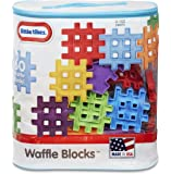 Little Tikes Waffle Blocks Bag (60 Piece)