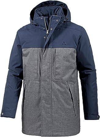 7a9b205241d2 Schöffel Damen Insulated Jacket Lipezk Jacke, Navy Blazer, 50 ...