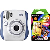 Fujifilm Instax Mini 26 Film Camera + Rainbow Film Bundle