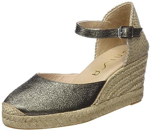 Unisa Caceres_18_se, Alpargata para Mujer: Amazon.es: Zapatos y complementos