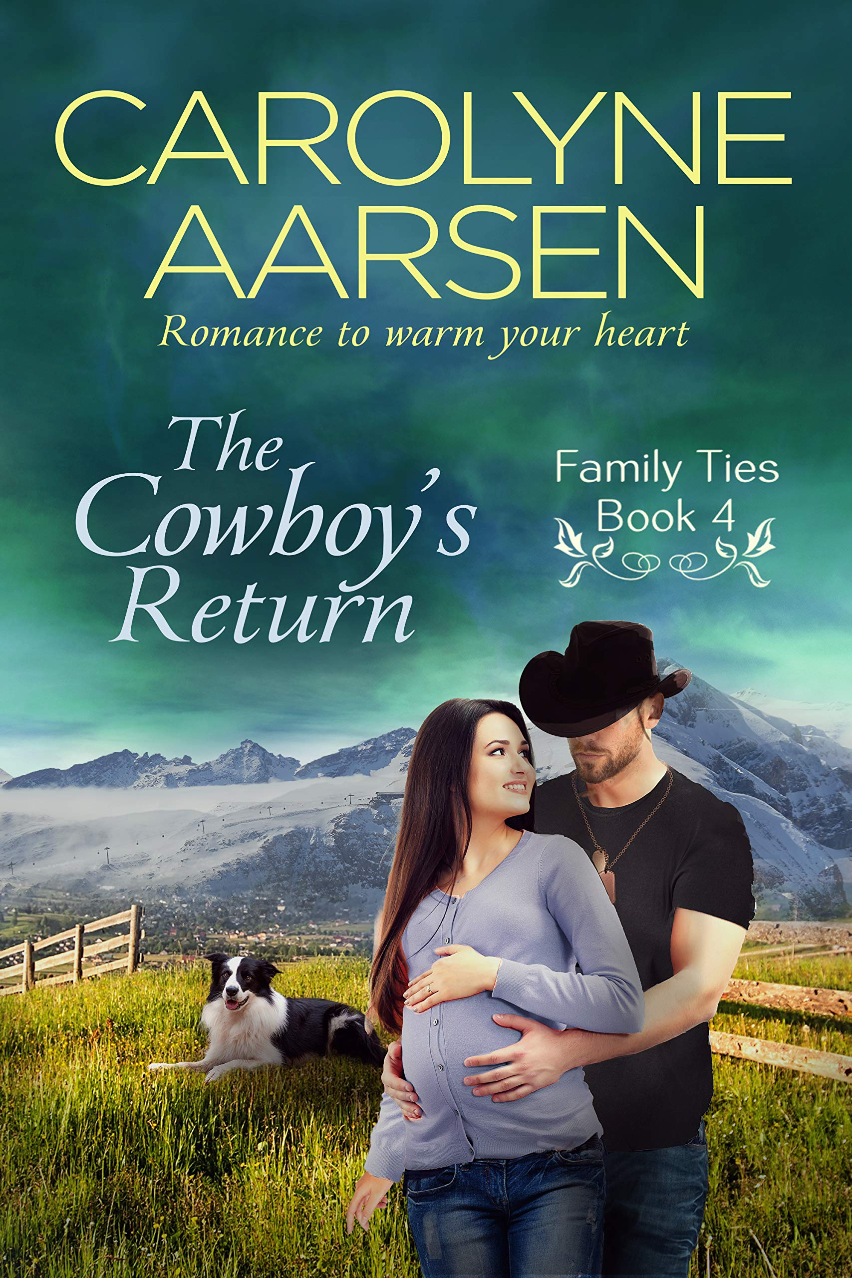 The Cowboy's Return  Family Ties Book 4   English Edition