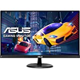 "Asus VP249QGR 23.8"" Gaming Monitor 144Hz Full HD (1920 x 1080) IPS 1ms FreeSync Extreme Low Motion Blur Eye Care DisplayPort HDMI VGA,BLACK"