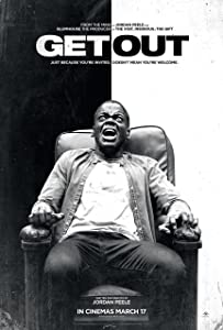 Get Out Movie Poster Limited Print Photo Jordan Peele Size 27x40 #1