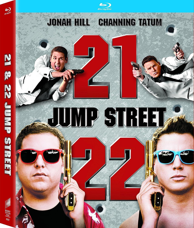 21 Jump Street (2012) / 22 Jump Street - Set [Blu-ray]