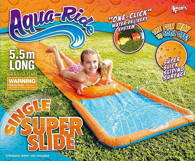 Amazon.com: Fastcar 18 foot de largo individual Super Slide ...