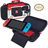 RDS Industries, Inc Nintendo Switch Game Traveler Deluxe Travel Case