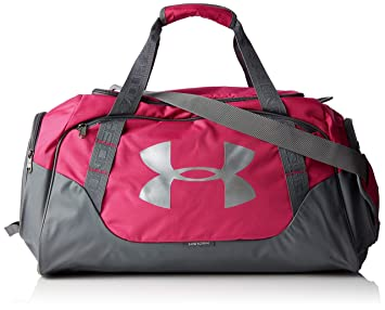 23c96df523 Under Armour Undeniable 3.0 Duffel - Sac de Sport - Unisexe - Rose (Tropic  Pink