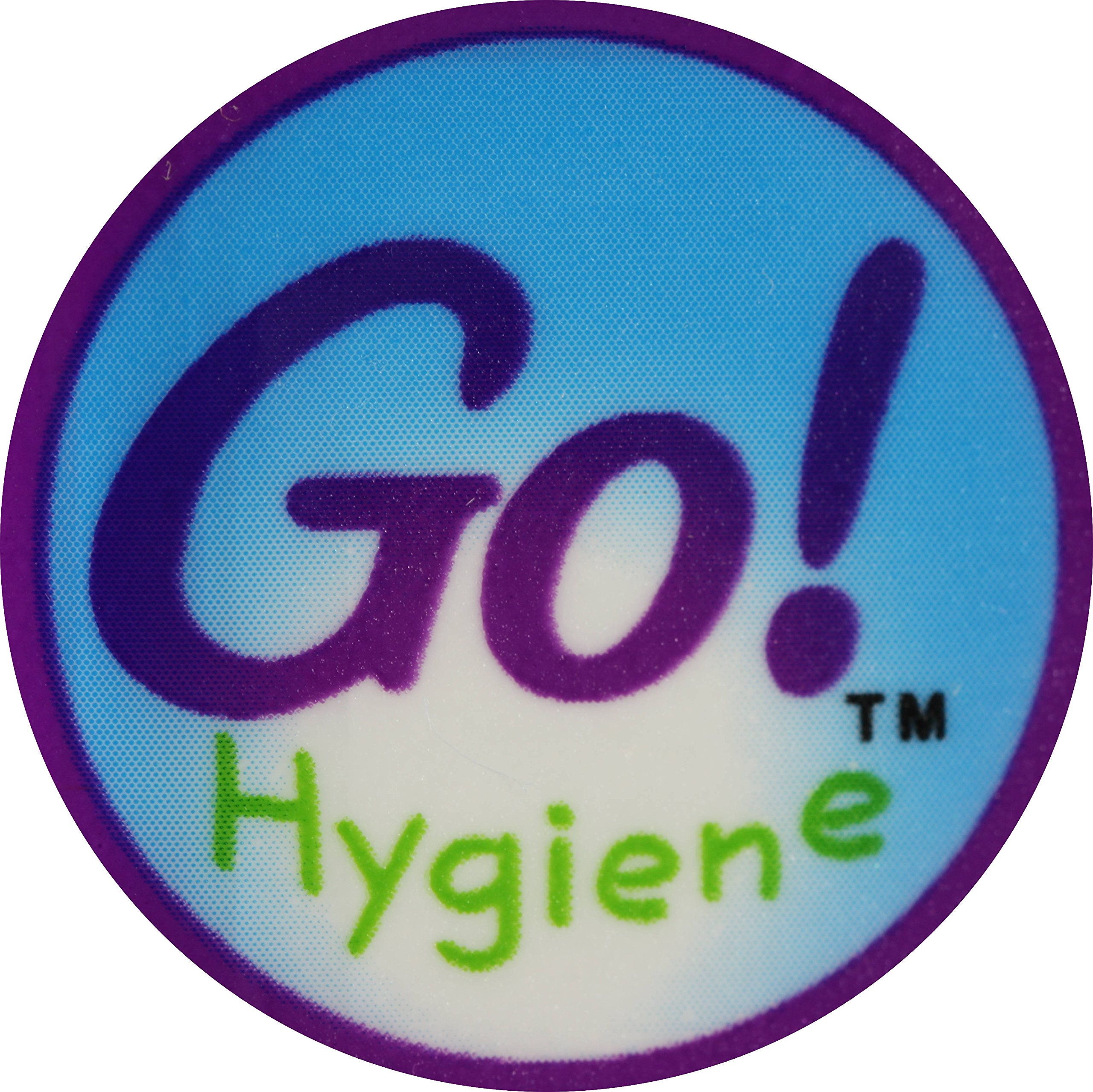 GoHygiene: Travel Pack of 4 PACKS (40-COUNT) + 1 FREE PACK (10-COUNT) ! - Disposable Toilet Seat Covers - NEW!