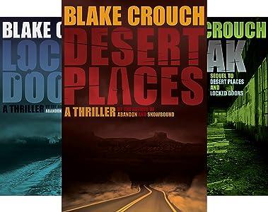 Desert Places (Andrew Z. Thomas/Luther Kite Series Book 1)