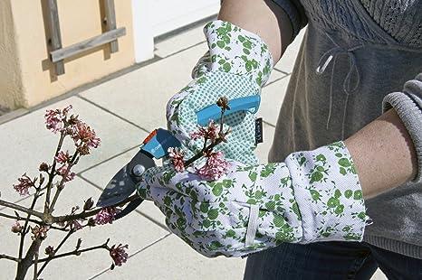 Noppen PVC Kerbl Gartenhandschuhe Keron Garden Damen//Herren 1 Paar