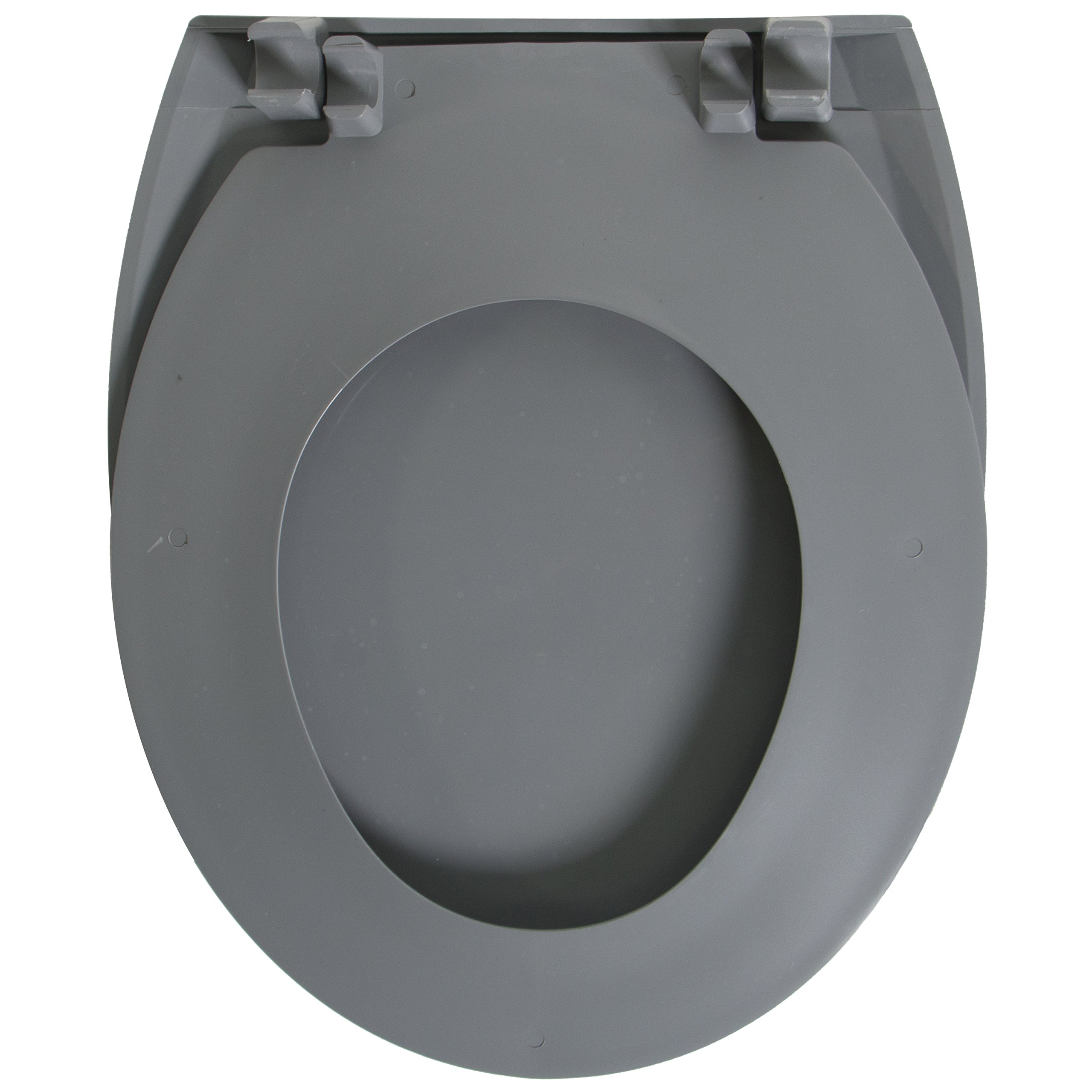 Pcp Replacement Seat Assembly for 5028 Commode, Grey