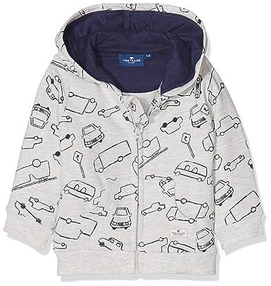 TOM TAILOR Kids Sweatshirts, Sudadera para Bebés: Amazon.es: Ropa y accesorios