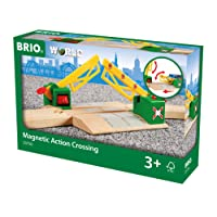 Brio World  - 33750 - PASSAGE A NIVEAU MAGNETIQUE