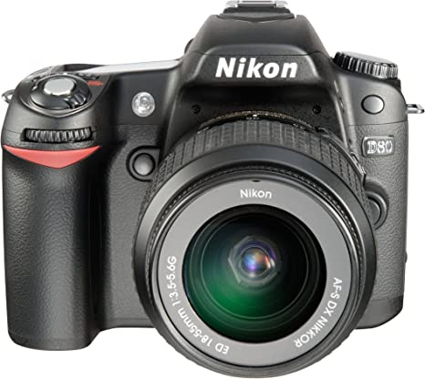 Nikon D80 – Cámara réflex Digital (10 Mpx) Kit: Amazon.es: Electrónica