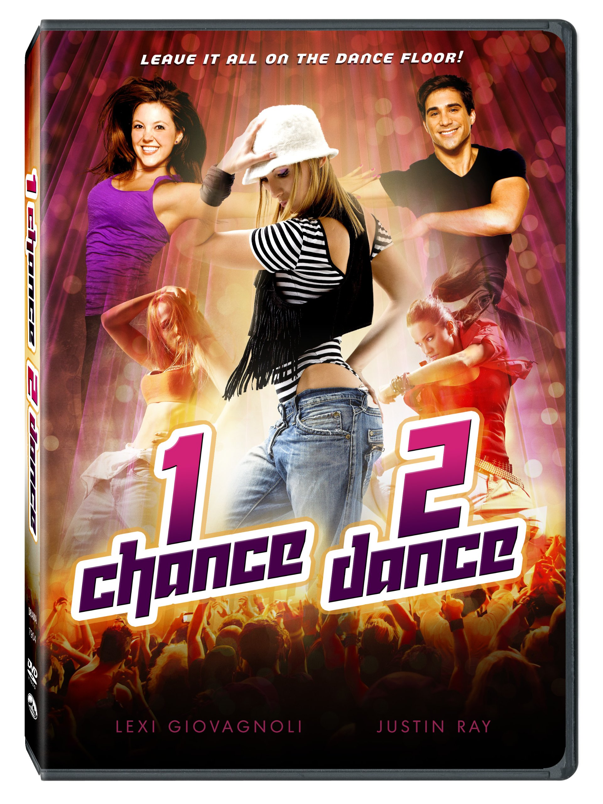 DVD : 1 Chance 2 Dance (DVD)