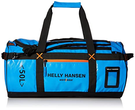 4311b281fb5 Amazon.com: Helly Hansen Workwear Men's 50-Liter Duffel Bag: Clothing
