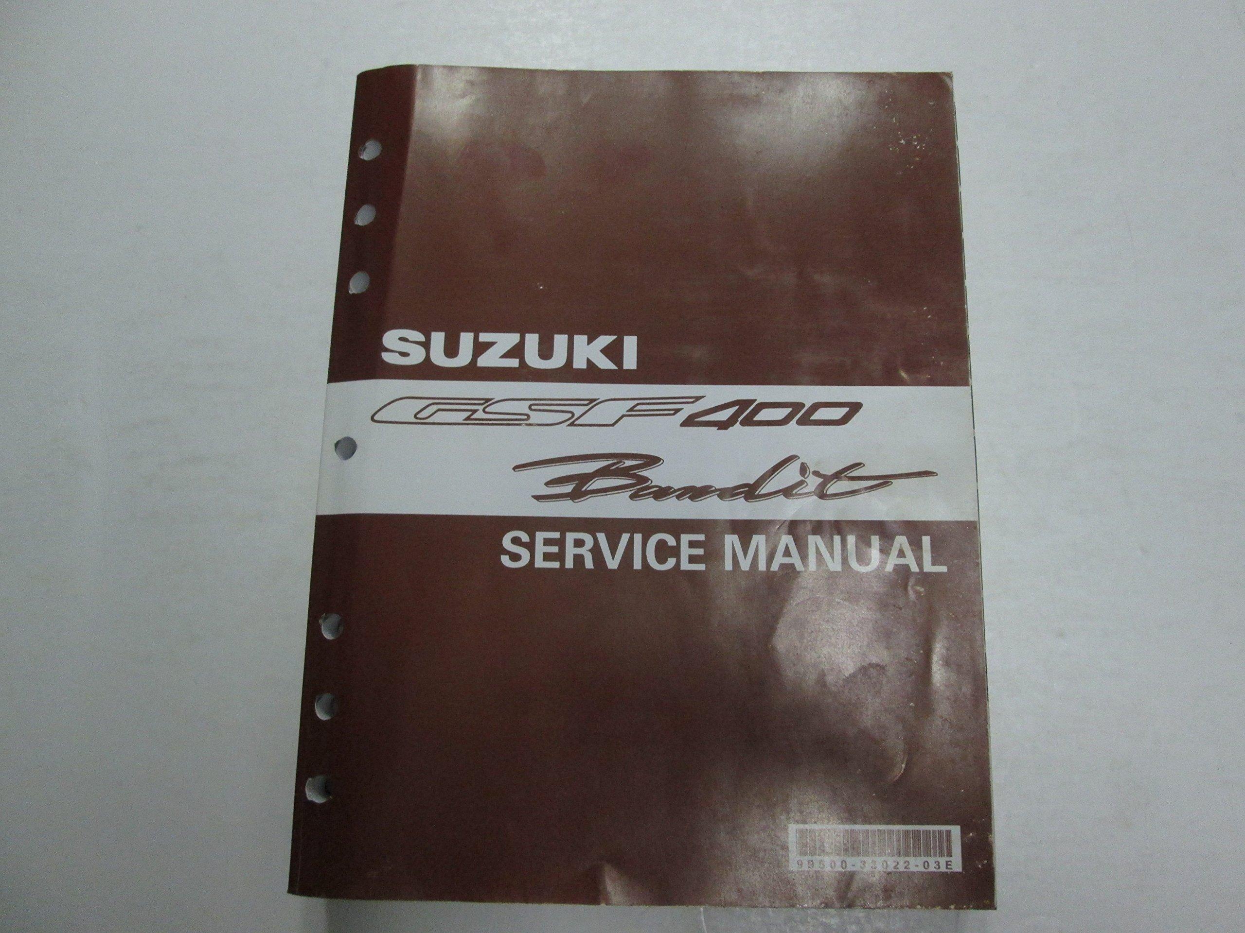 bandit service manual