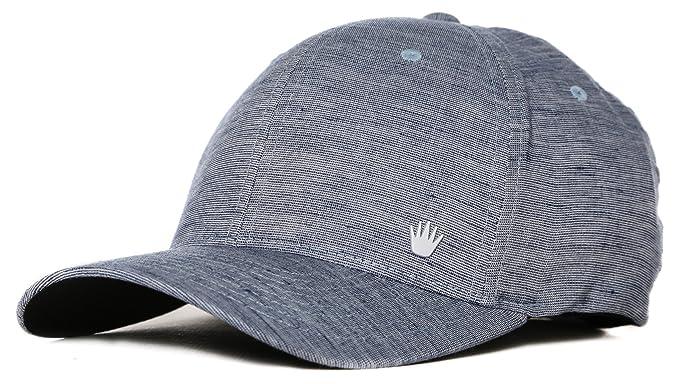 new style dbadb 892b6 ... switzerland no bad ideas stephen flexfit hat blue small medium 69666  dd5da