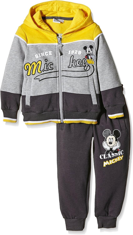 Disney Chandal Mickey, Gris, 3 años para Niños: Amazon.es: Ropa y ...