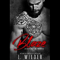 Blaze:: Satan's Fury MC- Memphis Chapter (Book 1) (English Edition)