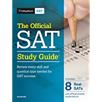 The Official SAT Study Guide, 2018 Edition (English Edition)