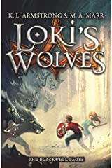 Loki's Wolves: Book 1 (Blackwell Pages) Kindle Edition