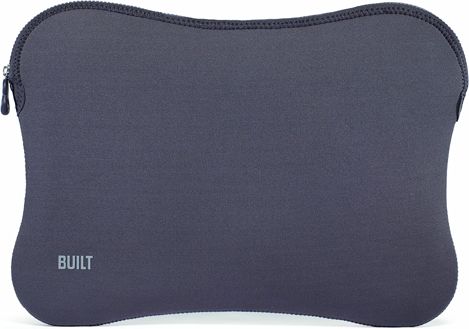 BUILT Neoprene Sleeve for 15-inch Macbook and Macbook Pro, Charcoal