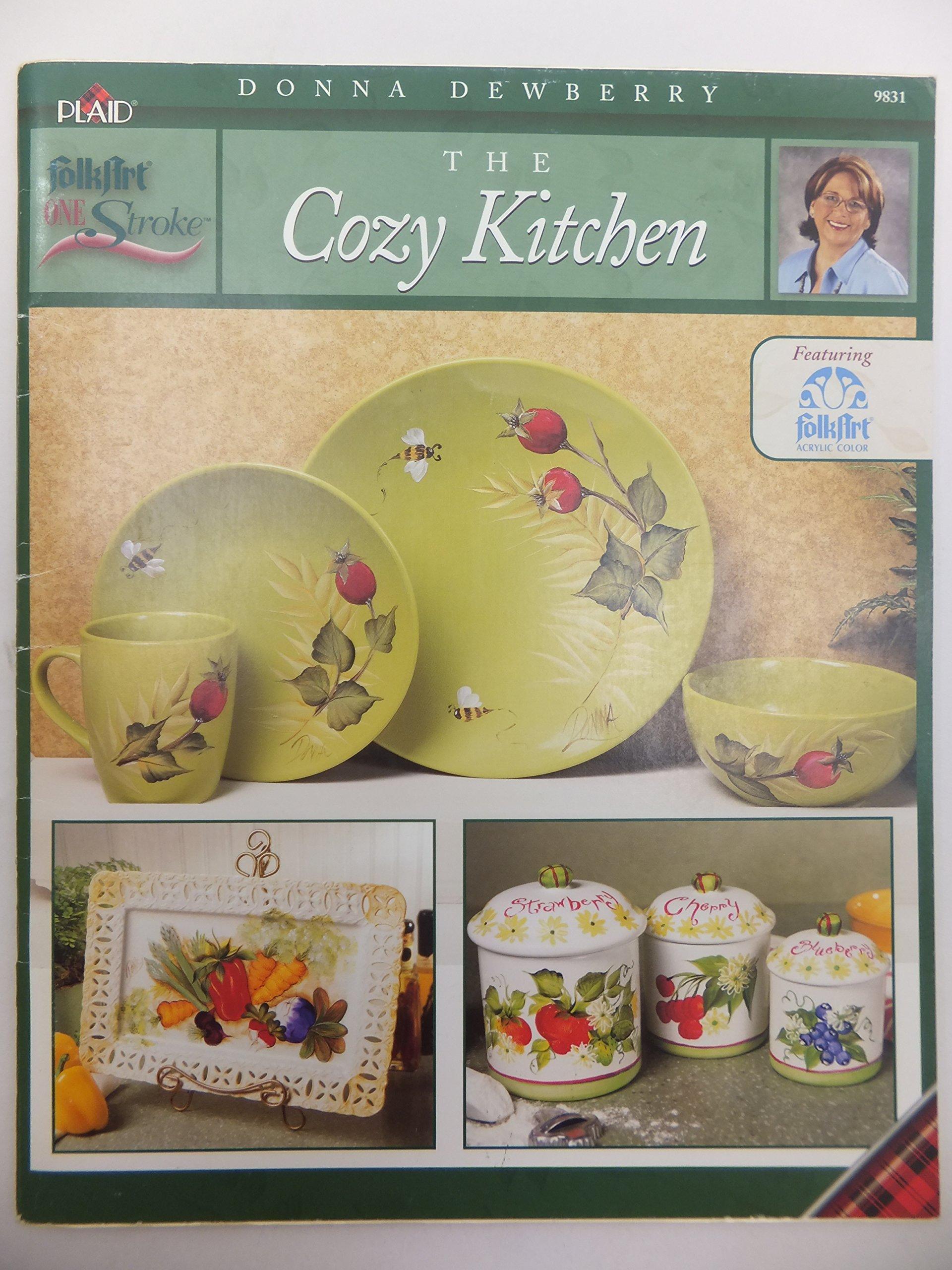Download One Stroke the Cozy Kitchen By Donna Dewberry pdf epub