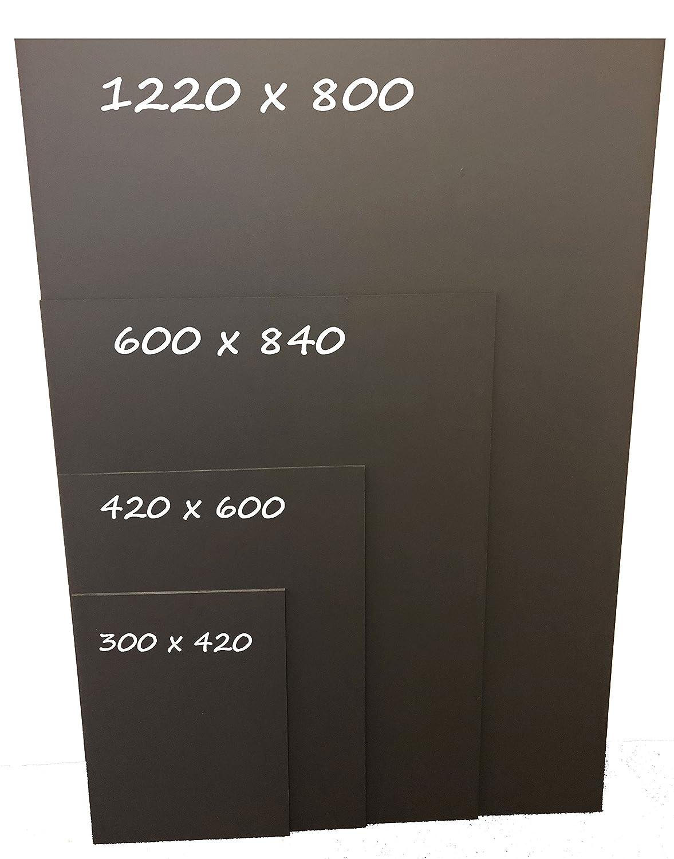 Marvelous Unframed Chalkboard 800 X 1220mm