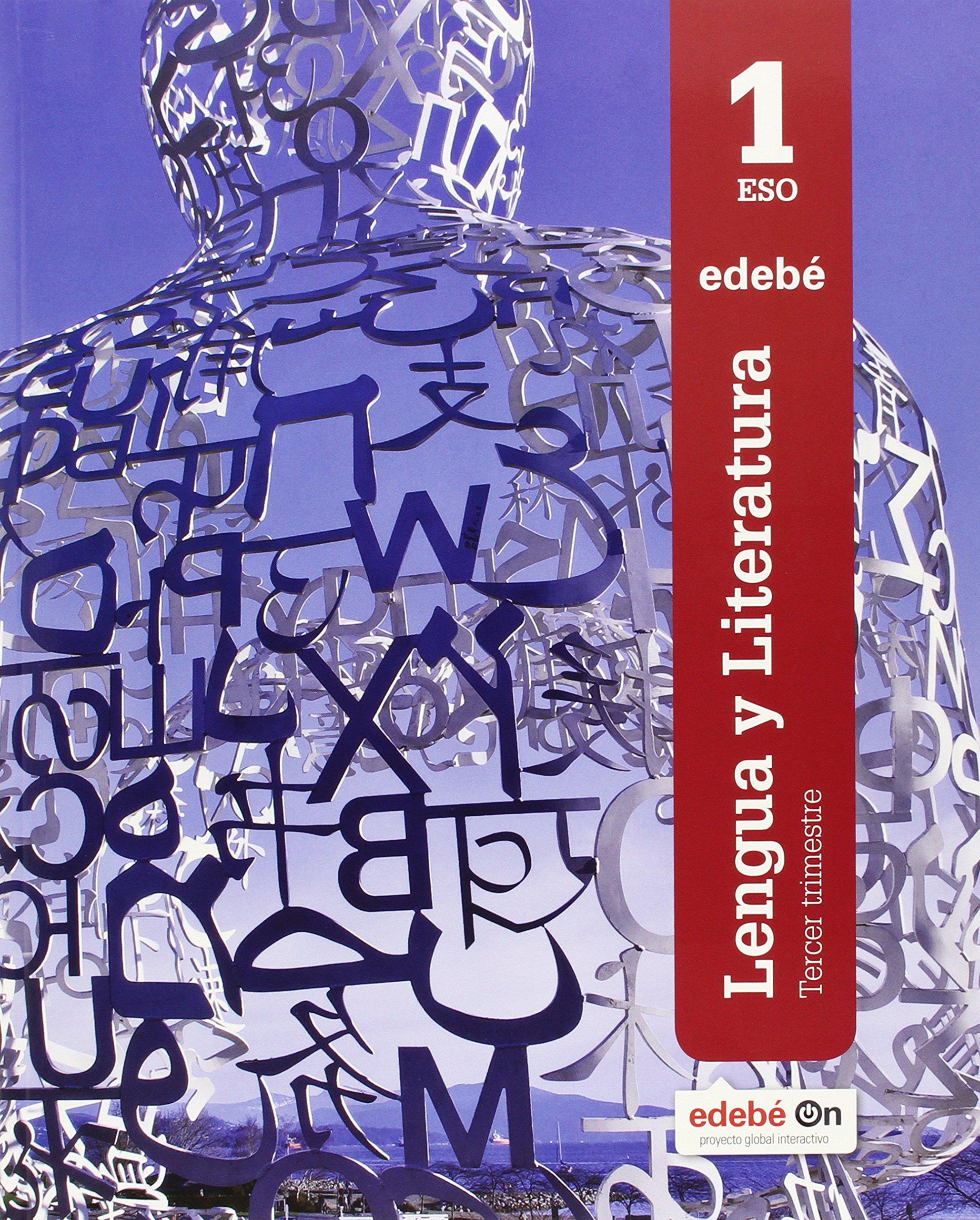 Lengua y Literatura 1 - 9788468320625: Amazon.es: Edebé, Obra Colectiva: Libros