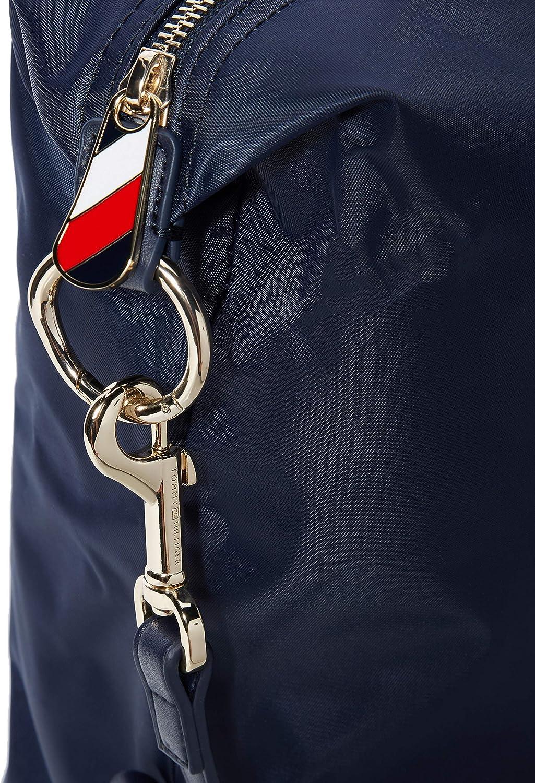 Tommy Hilfiger Poppy Weekender Donna Cross Body Bag Blu