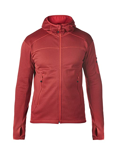 Berghaus Men's Pravitale Hooded Fleece Jacket: Berghaus: Amazon.co ...