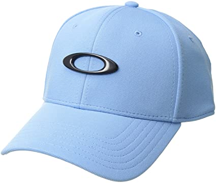 best website 01bae 50a3e Oakley Men s TINCAN Cap, Ethereal Blue ...