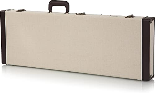 Gator Cases Journeyman Series Deluxe Wood Case for Standard Electric Guitars
