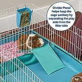Guinea Habitat Plus Guinea Pig Cage by MidWest