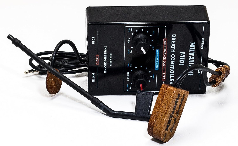 MRT Audio MIDI controlador de aliento para Yamaha BC3 A: Amazon.es: Instrumentos musicales