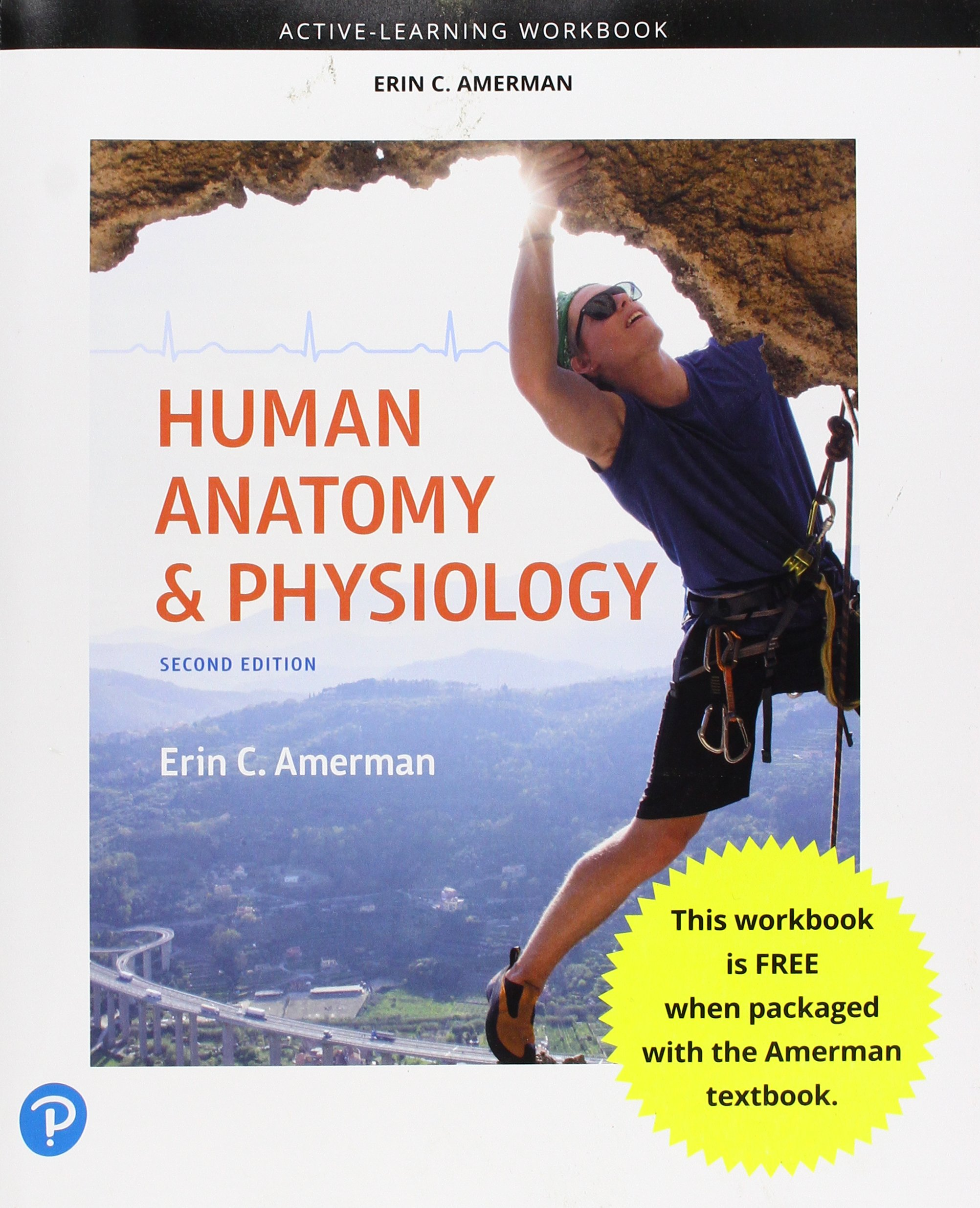 Buy Active-Learning Workbook for Human Anatomy & Physiology Book ...