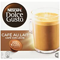 NESCAFÉ Dolce Gusto Milk Cafe, Pack of 3 (Total 48 Capsules, 48 ​​Servings)