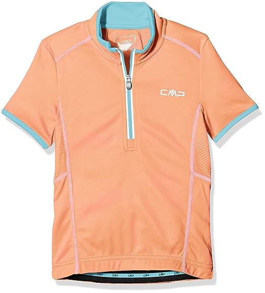 CMP - 3c89554t - Maillot de Ciclismo para Chico.