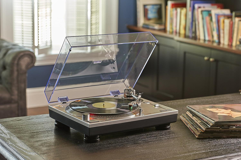 tokyo hot  e720 Amazon.com: Audio-Technica AT-LP120-USB Direct-Drive Professional Turntable  in Silver: Home Audio & Theater